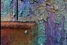 color and texture - muted and subtle / Soft color palates and interesting textures / by Lisa Cody-Rapport