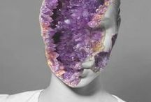 They're Minerals, Marie / Yeah purple queen / by Emma Koepke