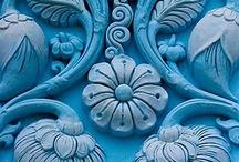 este azul