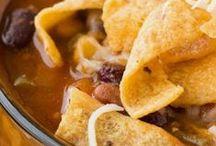 Soups / by Berneda Miller