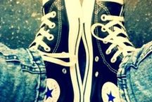 Chucks / by Fred Sherri Stumpf
