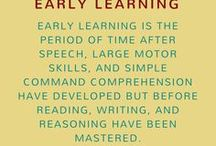 Homeschool Early Learning