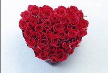Valentine's Day / For a romantic Valentine's day, express your love with the best Valentine's Day flowers from Bank of Memories & Flowers! From romantic roses to impressive modern bouquets, we can help you select beautiful and affordable flowers for Valentine's Day and deliver them to Menomonee Falls, WI or nationwide. For a day filled with love and romance, look no further than Bank of Memories & Flowers!