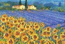 Art: Vincent van Gogh / by Linda Stringer