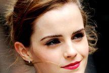 Actress: Emma Watson / by Linda Stringer