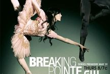 Breaking Pointe | Ballet / T.V. show on the CW~showcasing the life of ballet dancers~school~Ballet West. / by Linda Stringer