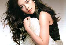 Actress: Zhang Ziyi / by Linda Stringer