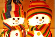 Christmas/winter / by Marci Plaugher