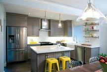 home: cooking up a storm / by Caroline Cornatzer