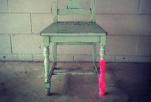 // TAKE A SEAT \\ / Obsession with chairs... filling up my Pinterest page rather than my house!