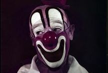 Clowning Around / Tips & Tricks for Clowns/clowning. / by Gena Rumple