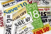 BUDGET coupons / by Jo Ross