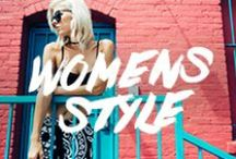 Women's Style / Neff Women's Style recommends apparel, inspiration, and looks that are sure to impress. Complete your look by shopping at neffheadwear.com