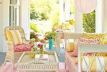 Veranda, patio or porch