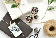 Paper/Gift Wrap Inspiration