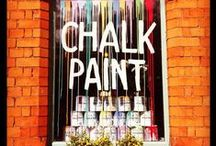 // CHALK PAiNT \\ / by MOSS COTTAGE