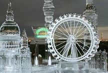 ART ice and snow / by Jo Ross