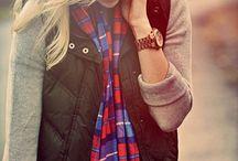 awesome style: fall/winter / by Caroline Cornatzer