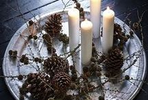 // CHRiSTMAS DECOR \\ / Lots of lovely Christmassy ideas!