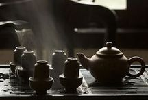 Tea Ceremony / JING defines the modern tea ceremony, an experience that absorbs the senses and refreshes and inspires the body and mind.