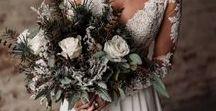 Winter Wedding / Pacific Northwest Winter Wedding Inspiration
