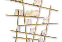 DIY bookshelves and co