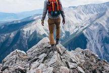 BACKPACK. / Parce qu'un voyage passe par un bon sac à dos, découvrez des clichés de backpackers qui vont vous faire voyager.
