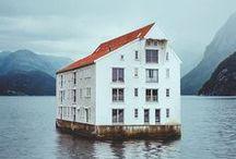 HOUSE. / Les plus belles maisons du monde.