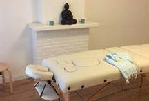 Massage / Klassieke massage, Thai yoga massage, Kayotima Shiatsumassage, sportmassage, ontspanningsmassage, zwangerschapsmassage, Shantala babymassage
