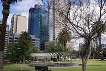 MELBOURNE. / City guide de la ville de Melbourne en Australie.