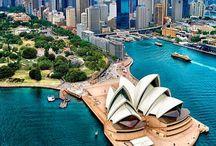 SYDNEY. / City guide de la magnifique ville de Sydney en Australie.