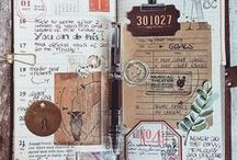 Travellers Notebook Inspiration