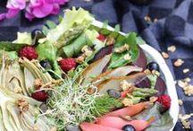 Mains - Truefoodsblog / vegetarian main dish inspiration, all made by lovers of true food