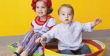 Moda Infantil / Fique por dentro das novidades das marcas para os pequenos!