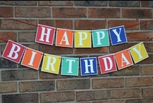 Happy Birthday  / by Expressions In Design