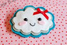 Easy Sew Felt / Felt crafts tutorials, projects, and inspiration.