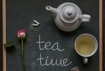 Would you like some tea ? / by Ana L M
