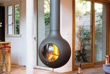 Fireplaces & Fire pits / by Ana L M