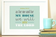 Scripture for our Home