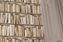 Bookcases / by Rae Nicoletti