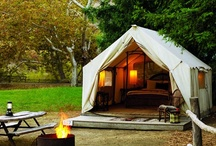 Glamping / Camping in Style!