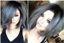 SHORT HAIRSTYLES / by Michelle Marie