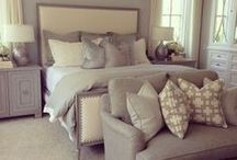 BEDROOMS  / by Michelle Marie