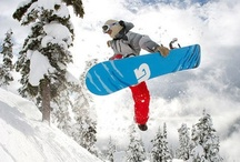 ❄ Snowboarding ❄ / All things Snowboarding! All the best snowboarding gear!
