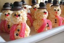 Christmassy Loveliness (Craft for Xmas) / Craft ideas for the Christmas holiday season. Ho ho ho.