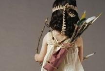 Costume Ideas / by Lorissa Kearbey