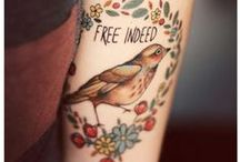 Tattoos / by Crystal-Leigh Hickford
