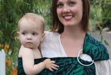 Umi Sling {babywearing with a purpose} / by Megan K.