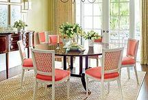 Dining Room Ideas / #Diningroom #decorating #ideas / by Becky Fry