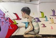 Street Art / by Ana L M
